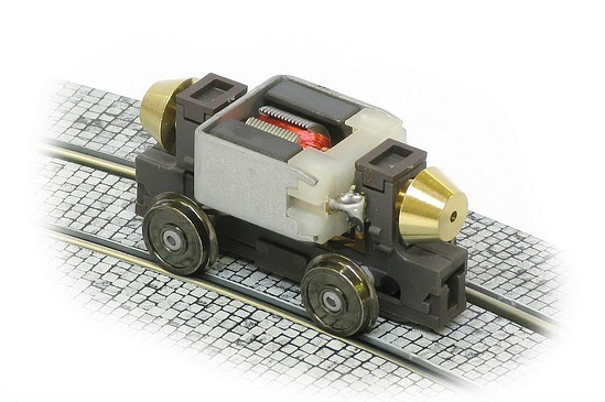 OO/HO Scale Motor Units